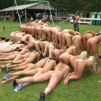 Group Of Naked Girls