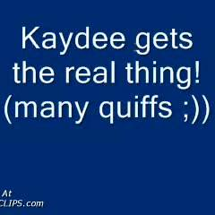 Kayde's Noisy Pussy