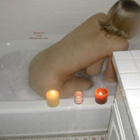 Minnesota Wife Takes A Bath