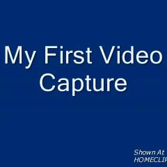First Time On Video