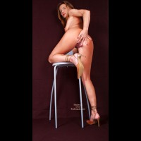 Susy Rocks...Playing On A Chair