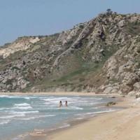 Dulcinea & Stefano's Favourite Beach