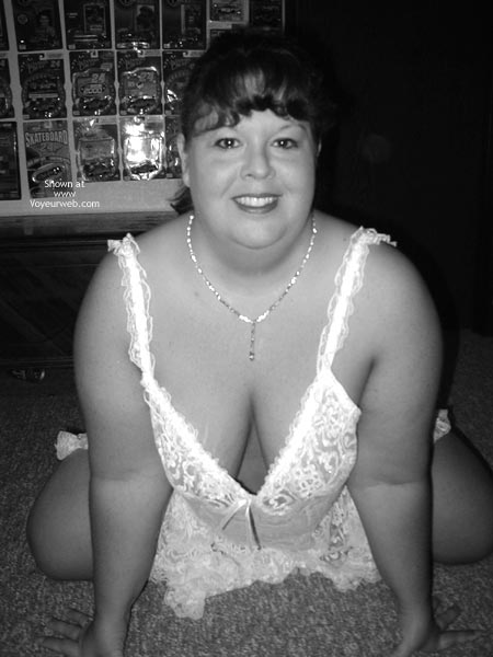 Pic #4 - Amber Black And White