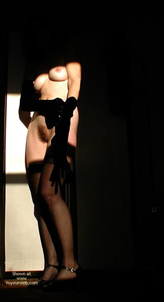 Pic #8 - Laila Black Gloves And Stockings