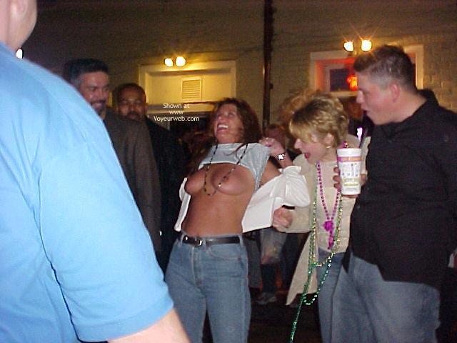 Pic #1 - More Mardi Gras Madness!