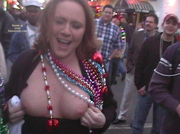 Pic #9 - More Mardi Gras Madness!