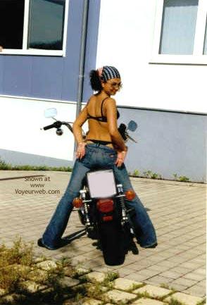 Pic #2 - My Girls Bike
