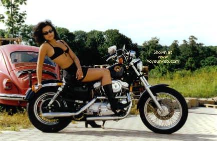Pic #3 - My Girls Bike