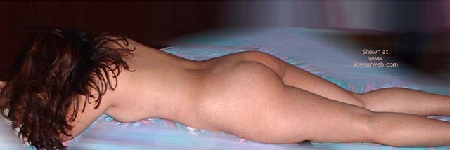 Pic #2 - Pakistani Delight On The Bed