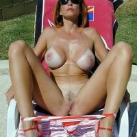 Large tits of my ex-girlfriend - nancy