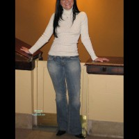 Carrie In Her Jeans