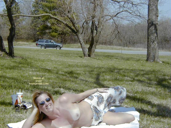 Pic #8 - Alex'S Picnic In The Park 2