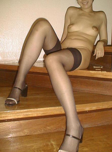 Pic #9 - Asian Dyna Nylons And Heels 1
