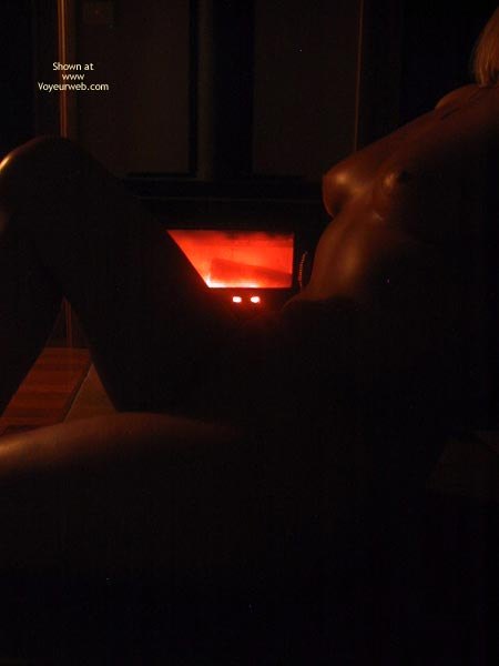 Pic #6 - Rose By Firelight
