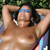 Backyard Tanning 2