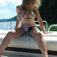 Hangin on a Boat - Outdoors
