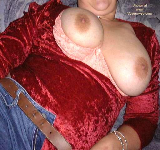 Pic #2 - Hope You Like My Tits