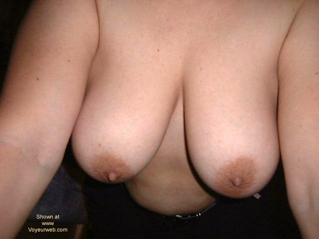 Pic #4 - Hope You Like My Tits