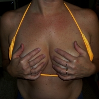Large tits of my wife - kimba