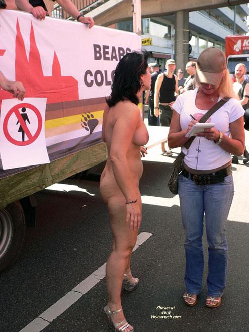 Love Parade Nackt