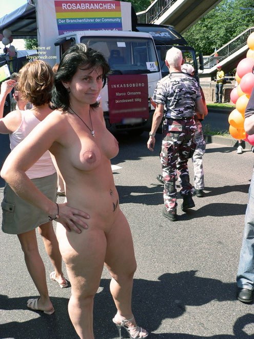 Nudist colony festival part 1 - 2 9