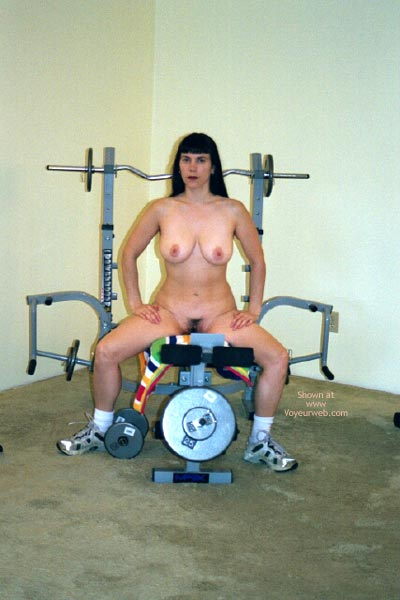 Pic #2 - Nude Workout