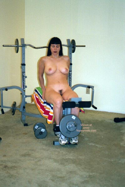 Pic #3 - Nude Workout