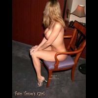 Two Tone's Girl & The Chair