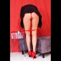 Panties Coming Down