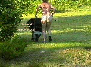 Pic #7 - Workin' In The Garden
