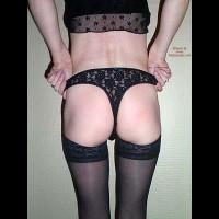 UK_Petite 40 yo 3 Panties Down