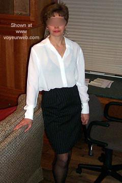 Pic #1 - Private Model's Office Attire