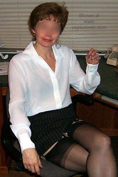 Pic #3 - Private Model's Office Attire