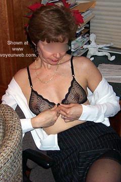 Pic #7 - Private Model's Office Attire
