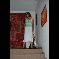 Moscha Dressend And Naked