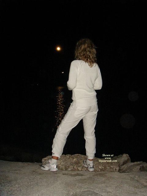 Pic #1 - Tintarella Di Luna...turbante , Cosa C'è Di Più Romantico Ed Eccitante Di Una Calda Serata Di Luna Piena?