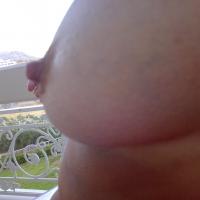 Medium tits of my wife - Fiorella
