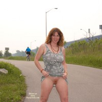 Lisajane On A Trail