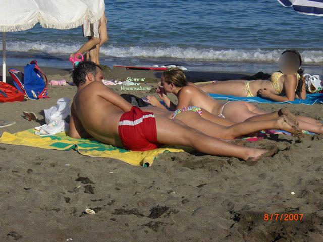 Pic #1 - Spanish Sun , Julyin Spain