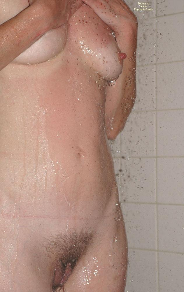 Pic #4 - 40 Something Wife - Wife/Wives, Bush Or Hairy, Lingerie, Small Tits