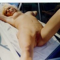 Medium tits of my wife - Blondie