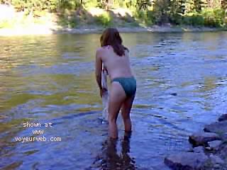 Pic #5 - Anita At The River