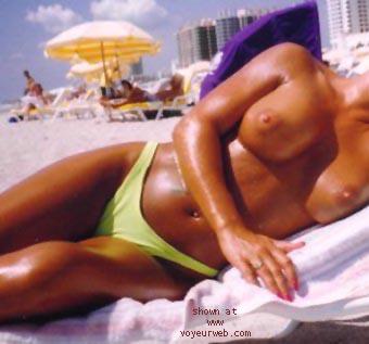 Pic #5 - Beach Babe