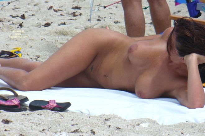 Nude amature haulover beach nude christine