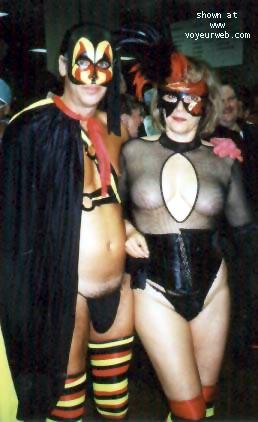 Pic #3 - Exotic      Erotic Ball '98