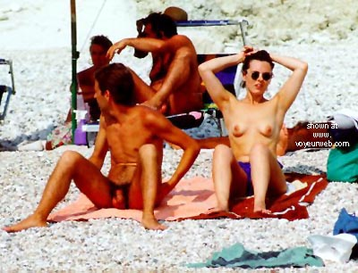 Pic #3 - Topless Around The World 5