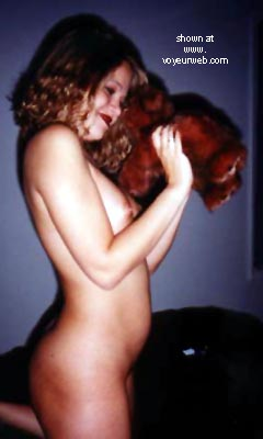 Pic #2 - Jillian's Teddy Bear