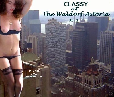 Pic #9 - Classy At The Waldorf