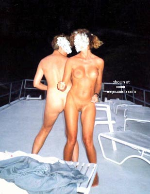 Pic #1 - Nude Dancing Wife and Friend