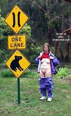 Pic #1 - OZ Jill Still In Public